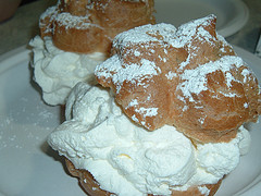 Cream puffs 228732013_36656b01cc_m