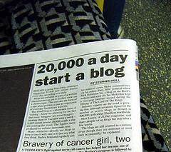 20,000 start a blog 85515856_e56aae92bf_m