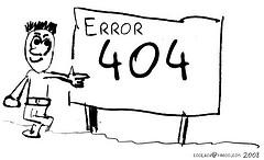 Error 404 2891898817_71620104ff_m