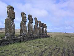 Easter island 2052720494_fc9e2fabbb_m