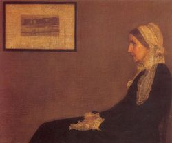 Whistler_Portrait_of_his_Mother